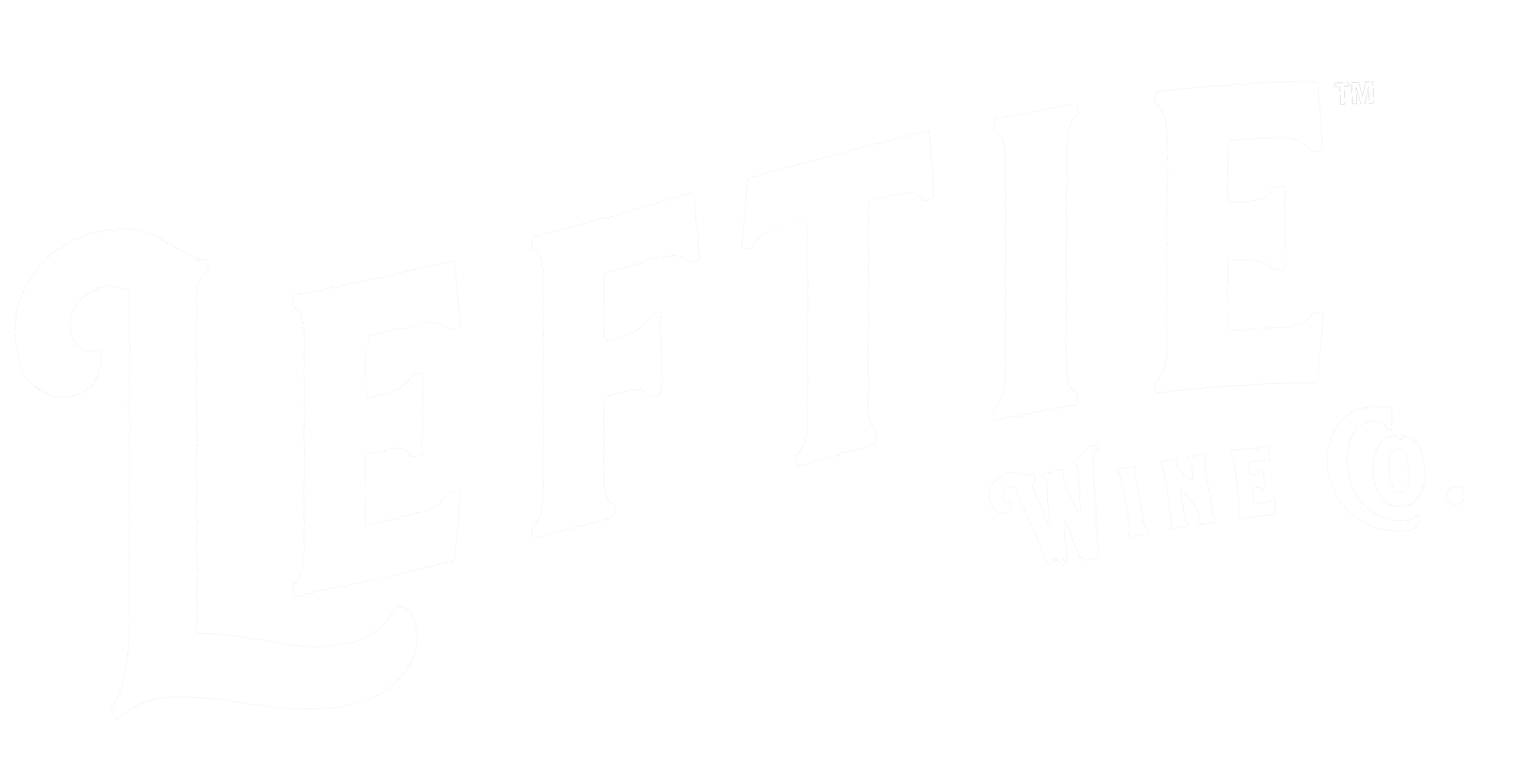 Leftie Wine Logo